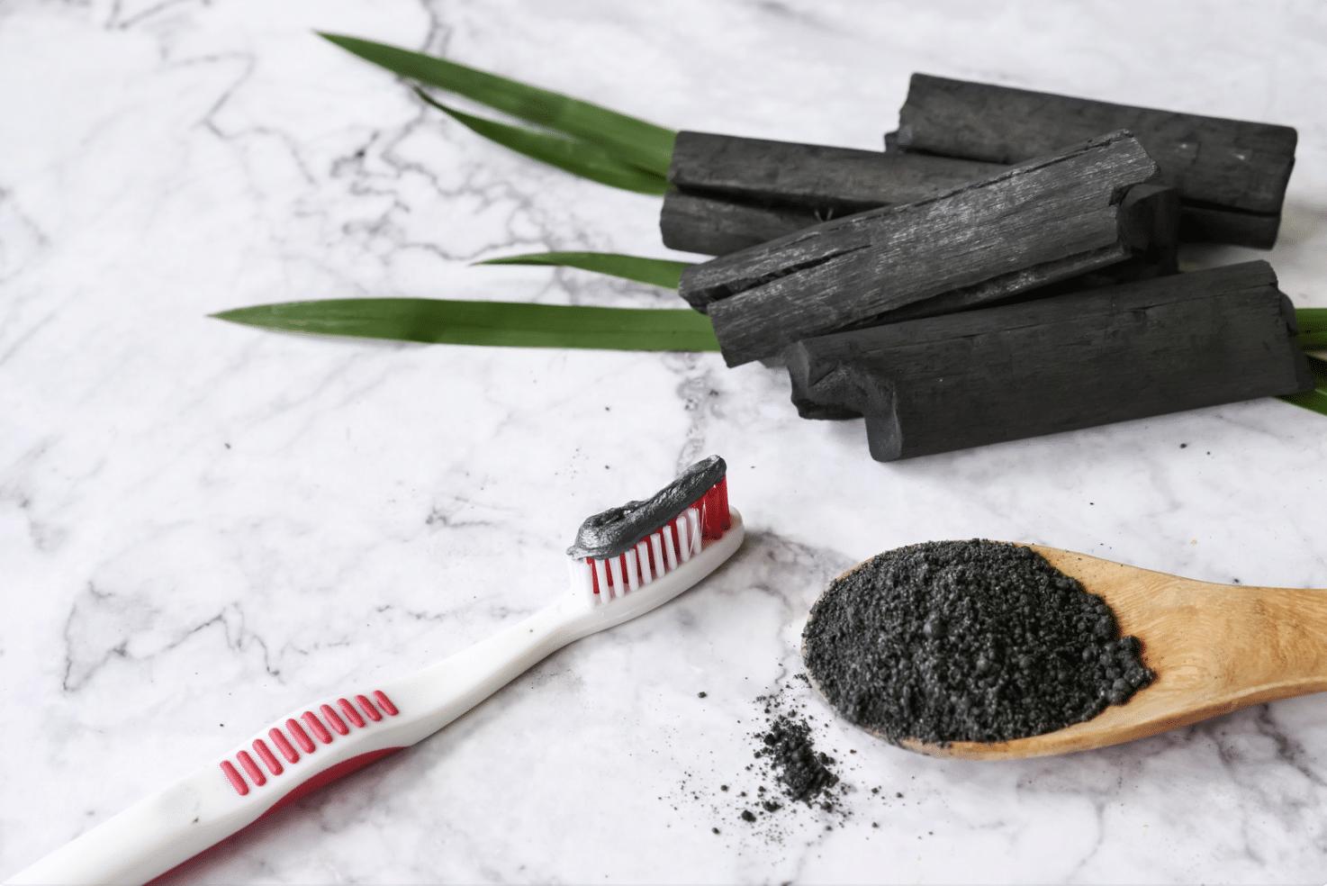 Les bienfaits du charbon actif