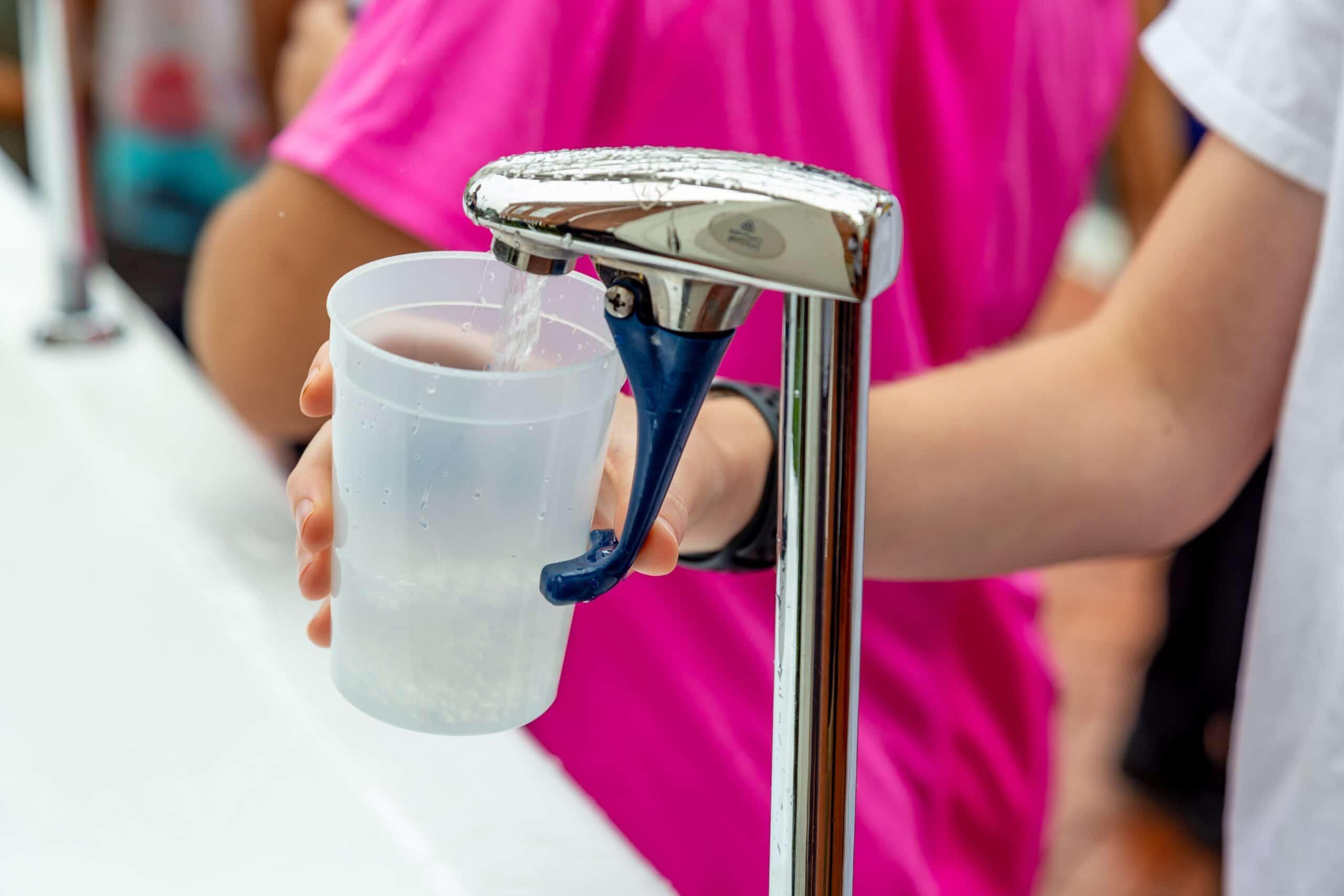 Comment filtrer l'eau du robinet