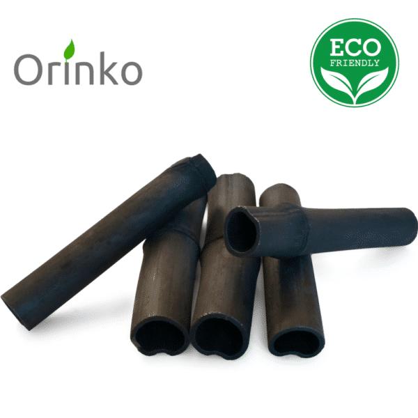 Binchotan de bambou