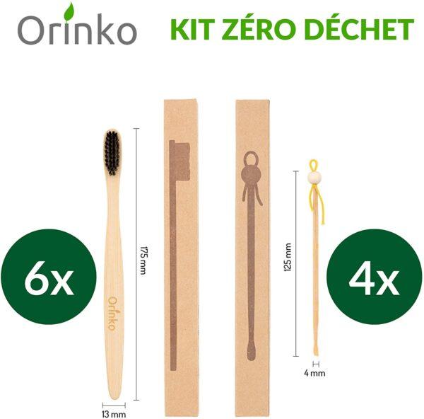 Kit 0 dechet