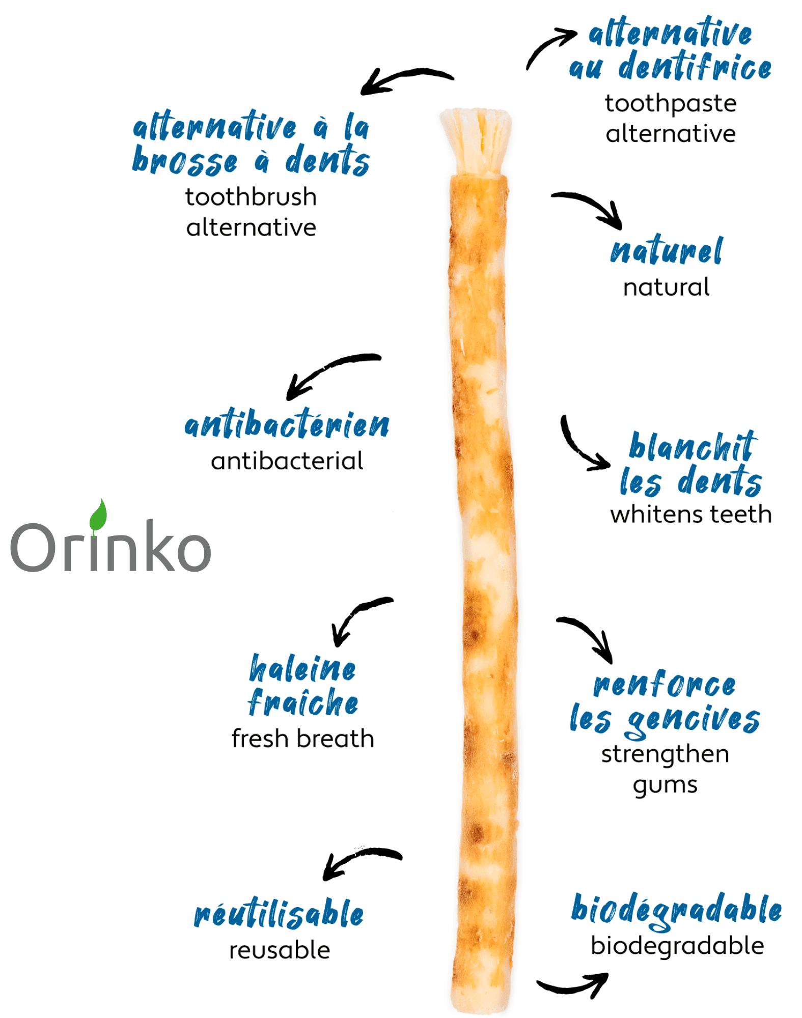 meswak dentifrice