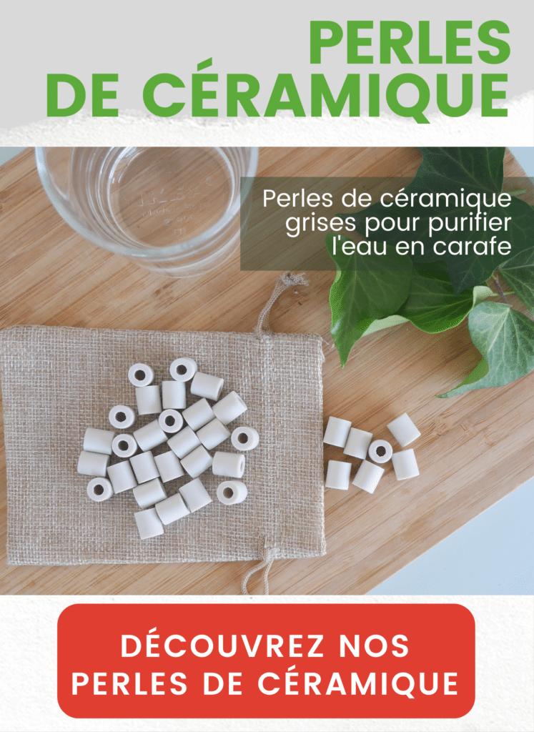 Découvrez nos perles de céramique