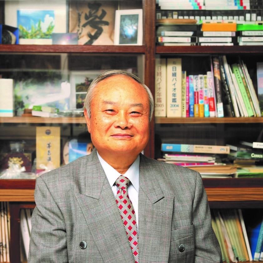 Docteur Teruo Higa, découverte du céramique EM