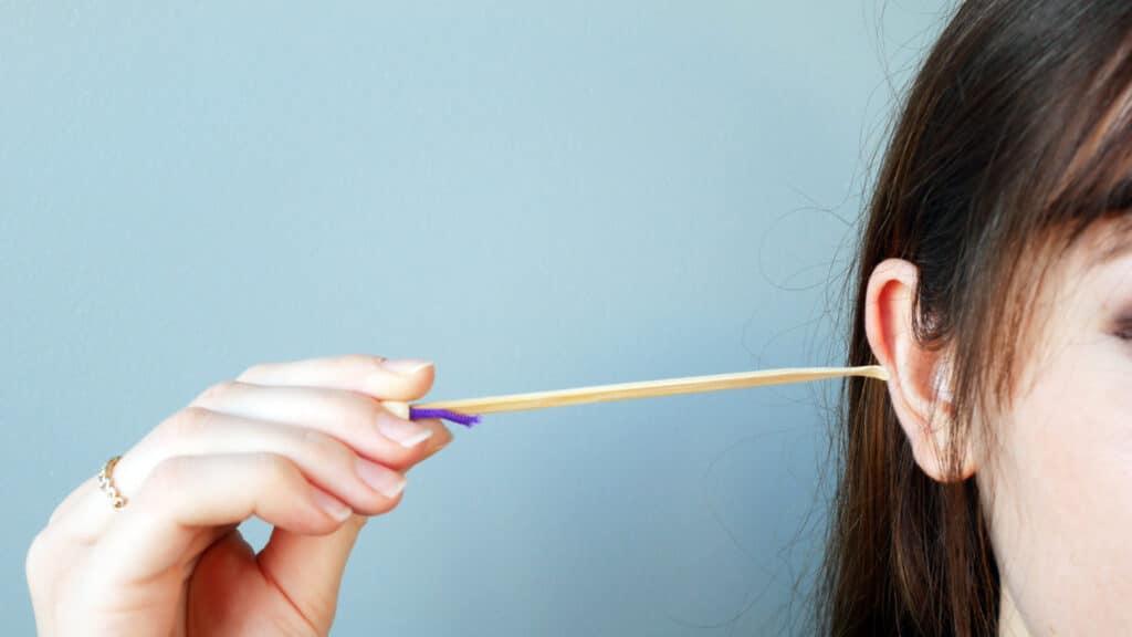 Oriculi pour se nettoyer les oreilles