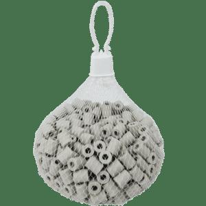 Fournisseur perles céramique grises